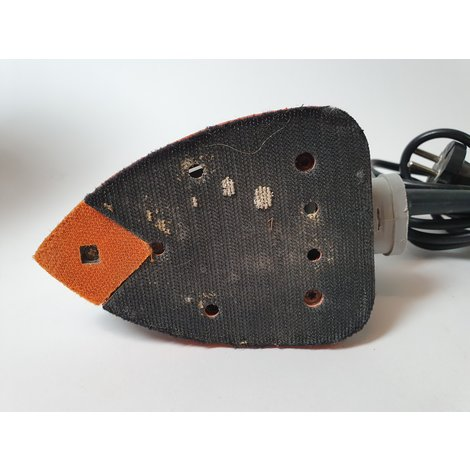 Black en Decker KA160K Delta Schuurmachine   incl. Koffer en Garantie