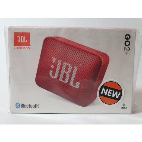 JBL Go 2 Plus Rood | Nieuw