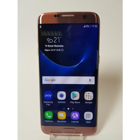 Samsung Galaxy S7 Edge 32GB Roze   Incl. lader en garantie