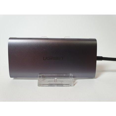 Ugreen USB-c Metal Nano Docking Station | Nette Staat