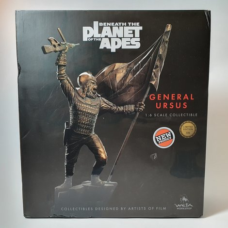 Beneath the Planet of the Apes - General Ursus 1:6 Scale | NIEUW