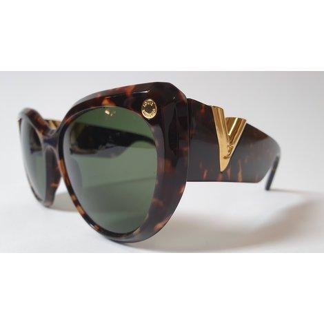Louis Vuitton Z0904W my fair lady tortoise dames zonnebril | In nette staat