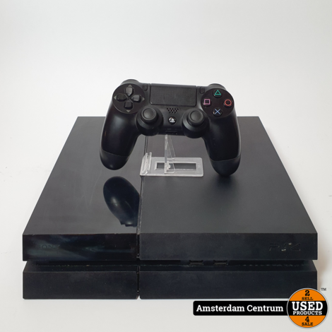 playstation 4 500gb zwart incl garantie used products. Black Bedroom Furniture Sets. Home Design Ideas