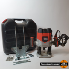 BLACK+DECKER KW900E 1200 Watt invalfrees | In koffer