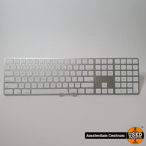 Apple Magic Keyboard A1843 numeriek QWERTY   Nette Staat