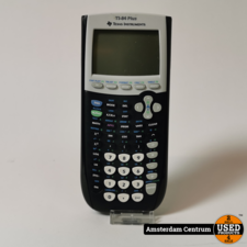 Texas Instruments TI-84 Plus | Nette Staat