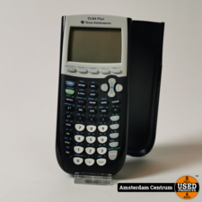 Texas Instruments TI-84 Plus #1 | Nette Staat