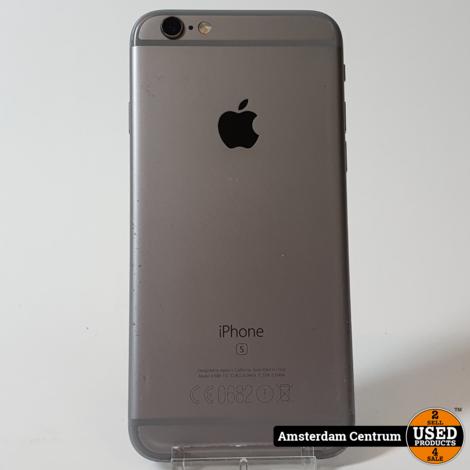 iPhone 6s 32GB Space Gray | Incl. garantie