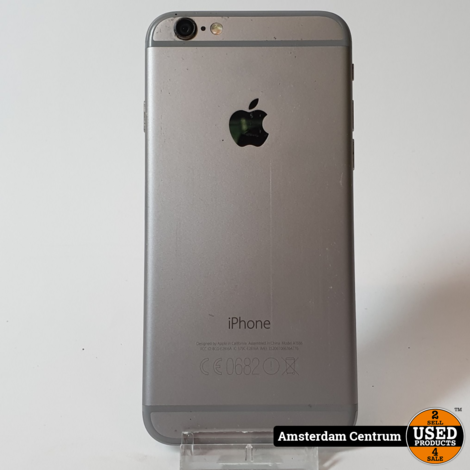 iPhone 6 128GB Space Gray | Incl. garantie