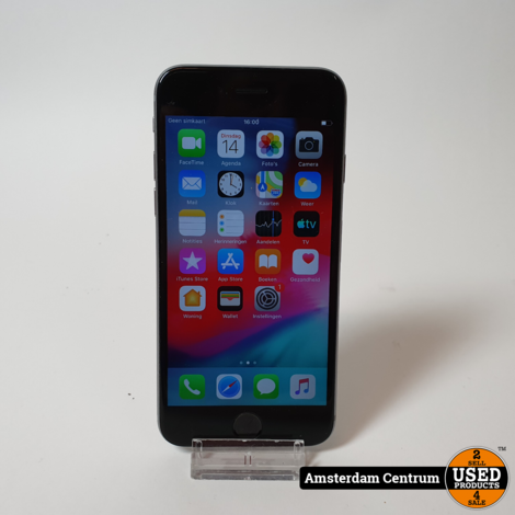 iPhone 6 64GB Space Gray   Nette staat