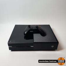 XBOX One 500GB Black | incl. Controller en Garantie