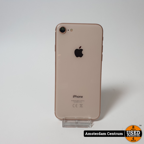 iPhone 8 64GB Gold | Incl. garantie