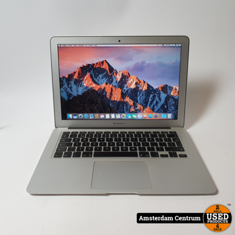 MacBook Air 2012 13-inch i5 4GB RAM 128GB SSD | incl. Lader