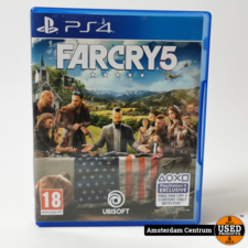 Sony Playstation 4  Game: Far Cry 5