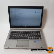 HP EliteBook 8470   8GB, 320GB HDD   incl. Lader en Garantie