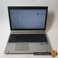 HP EliteBook 8570p   320GB HDD   incl. Lader en Garantie