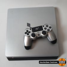 PlayStation 4 Slim 500GB GT Sport editie   Nette Staat