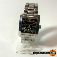 Armani AR-0181 Herenhorloge staal | Incl. garantie