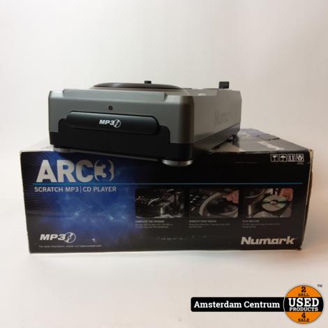Numark ARC 3 MP3/CD Speler | incl. Garantie