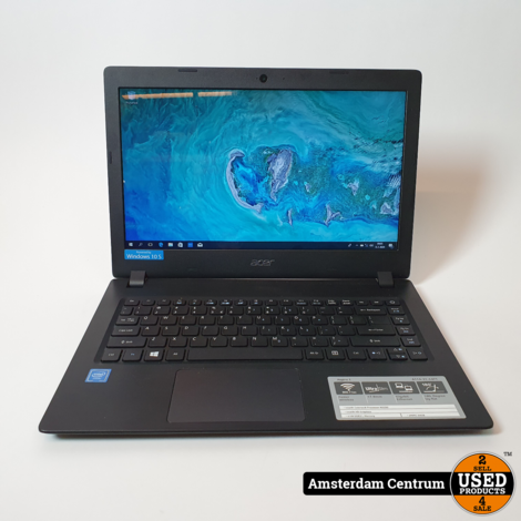 Acer Aspire 1 A114-31-C471 | incl. Lader