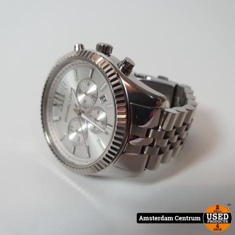 Michael Kors Lexington MK840 Horloge | ZGAN in doos
