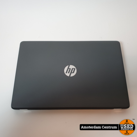 HP 15-BS096NJA Laptop | 500GB | incl. Lader en Garantie