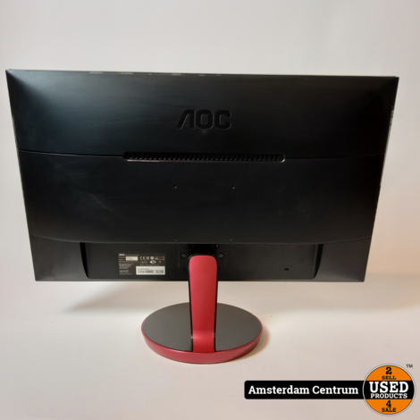 AOC 27-inch G2778VQ Zwart Full-HD monitor   ZGAN