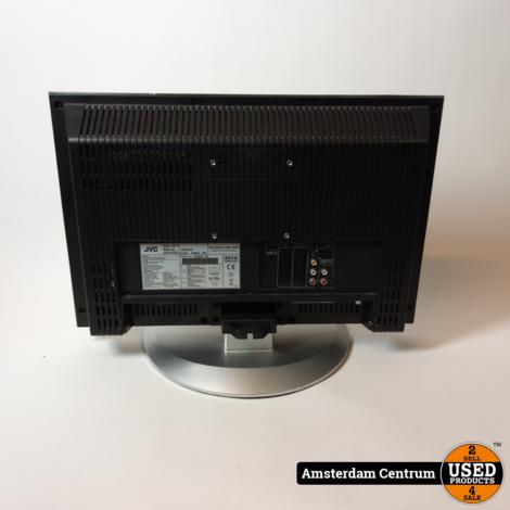 JVC LT-20BW7BWLCD 20-inch TV | Excl. AB