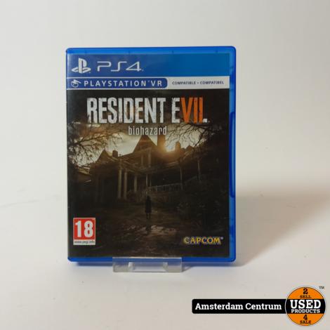 Playstation 4 Game: Game Resident Evil 7
