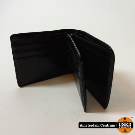 Montblanc Meisterstuck wallet 6cc black/zwart