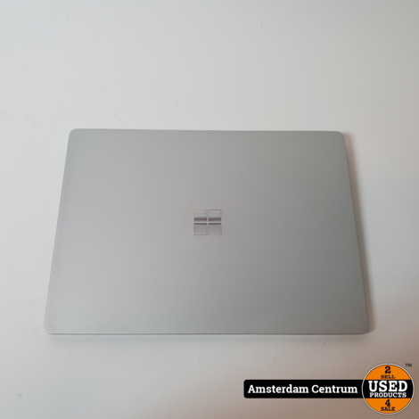 Microsoft Surface Laptop (1st Gen) i7-7200 4GB RAM 128GB SSD | Incl. lader
