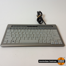 BakkerElkhuizen S-board 840 QWERTY toetsenbord | Incl. garantie