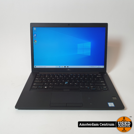 Dell Latitude 7490 i7-8650 16GB RAM 256GB SSD   Nette Staat #3