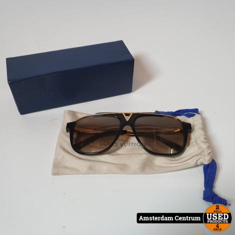 Louis Vuitton Z0936W MASCOT Zonnebril | Nette Staat in Koker