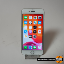 iPhone 6s 16GB Silver | Incl. lader en garantie