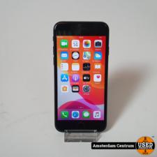 iPhone 7 128GB Zwart/Black   Incl. lader en garantie
