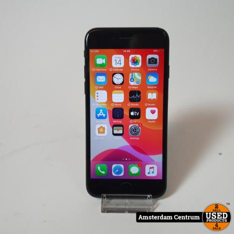 iPhone 7 128GB Zwart/Black | Incl. lader