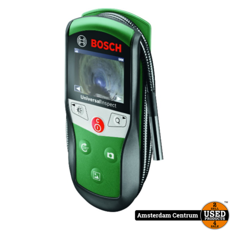 Bosch Universal Inspect Inspectiecamera #2   Nieuw