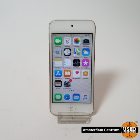 iPod Touch 6G 32GB Gold/Goud | in nette staat