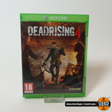 Xbox One Game: Dead Rising 4