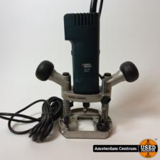 Black & Decker KW780 freesmachine 600W | Nette Staat