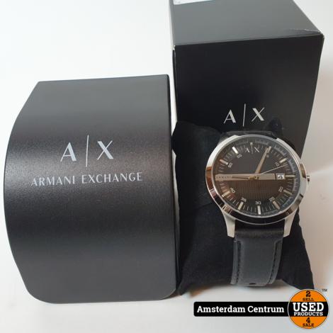 Armani Exchange X Gents AX2101 horloge | ZGAN