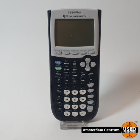 Texas instruments TI-84 PLUS Rekenmachine | Nette Staat