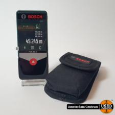 Bosch afstandsmeter PLR 50 C | ZGAN in hoes