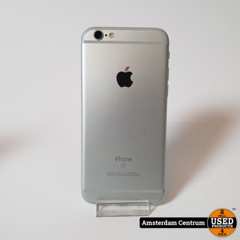 iPhone 6S 64GB Silver | Incl. garantie
