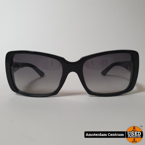 Cartier Dames Zonnebril 135 Black/Zwart | Excl. Koker