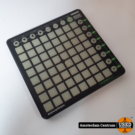Ableton Novation LaunchPad S Controller Live   Nette Staat in Hoes