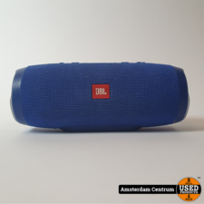 JBL Charge 3 Bluetooth Speaker Blauw | Nette Staat