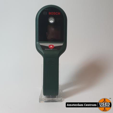 Bosch UniversalDetect | Leidingzoeker Groen - Nette staat