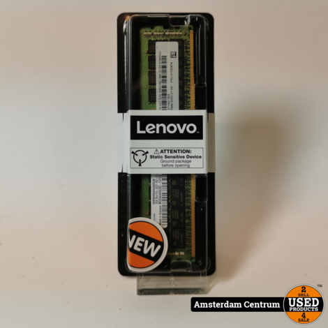 Lenovo 7X77A01304 32GB DDR4 2666 MHz Geheugenmodule | Nieuw in seal